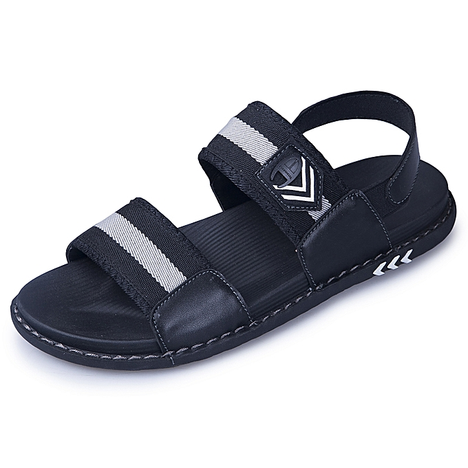 c0963f30bb2a Generic Men s Beach Sandals Breathable Mesh Sport Shoes Outdoor ...