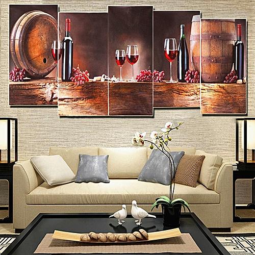 Buy Generic Unframed Wine Grape Canvas Modern Wall Art Oil Painting