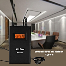 Wireless Tour Guide System Anti-interference Tour Guide Receiver Clear Sound 902-927MHz Simultaneous Translation System