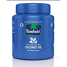 100% Pure Coconut Oil Jar, 500 ML