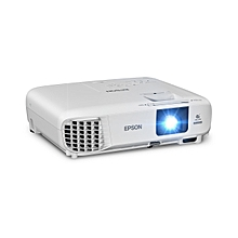 EB-U05 - Versatile & Mobile Projectors 3LCD Technology- White