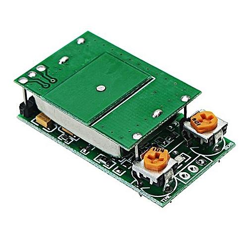 HFS-DC06 5 8GHz Microwave Radar Sensor Module DC 5V ISM Waveband Sensing 12m