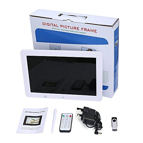 Buy Generic Home-12 inch LED HD Digital Photo Frame with RC Motion ...
