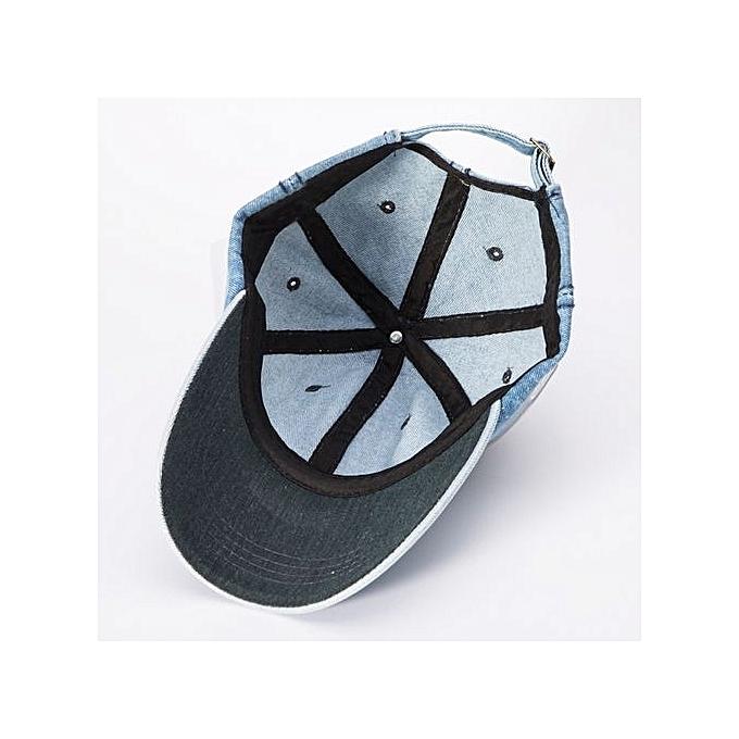 Men Women Peaked Hat HipHop Curved Strapback Snapback Baseball Cap LB ... 0a0ef178042