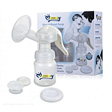 Baby Breast Pump (Clear)