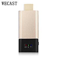Wecast C8 Wireless HDMI Dongle for Chromecast / Miracast / Airplay / DLNA CHAMPAGNE