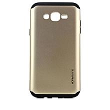 Samsung Galaxy j1 Mini - Armor Back Cover - Gold