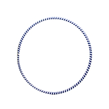 597 - Hula Hoop - 73Cm
