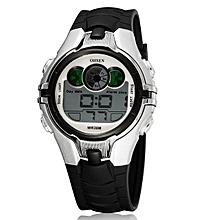 OHSEN Boys Kids Children Digital Sport Watch Alarm Date Chronograph LED Back Light Waterproof Wristwatch Student Clock AS24
