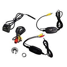 OR Wireless Car Rear View CCD 170掳 Night Camera Reverse Backup Parking Black