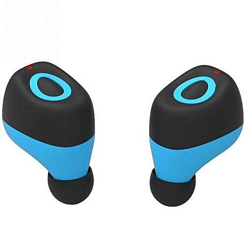 c25b8be0e27 UNIVERSAL Bluetooth Earbuds, Q17 Twins Headset True Wireless Earphones With  Microphone Sport Stereo Bluetooth 4.2 Headphone For Smartphones