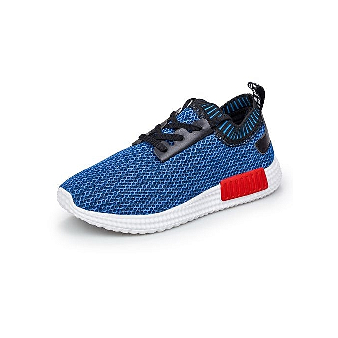69392e74bf3b Running Shoes For Women Men Breathable Sport Run Summer Super Light Outdoor  Athletic ShoesMen's Sneakers-blue