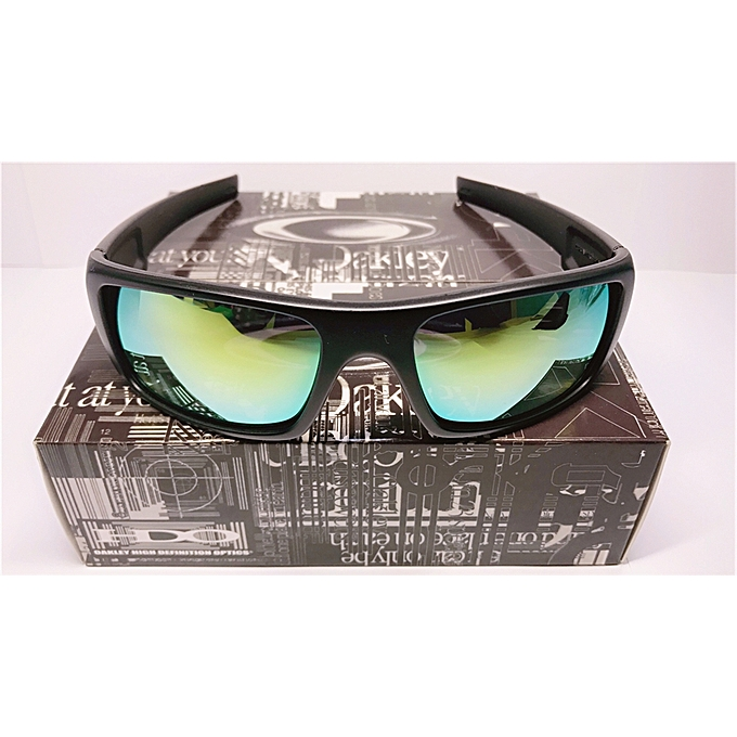 Oakley Polarized Matte Black Glod Mercury Sunglasses Iridium Lens ... aefc075ecb6