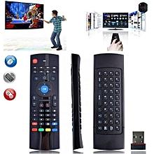 ELE USB Wireless Air Mouse Remote Control 2.4G Black