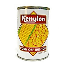 Corn off the cob 400 Grams
