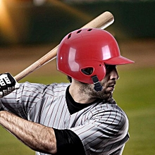 【clearance Sale+ready Stock】2 Colors Base Ball Batting Helmet For Baseball Matches Competition Training Exercises