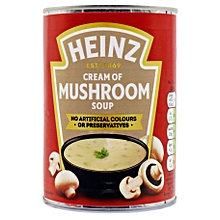 Liquid Soup Mushroom 400g