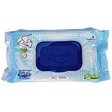 Hanan Baby Disposable Wet Wipes 72 PCS
