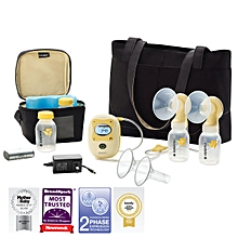 Freestyle Double Electric Breast Pump - For Double-Pumping