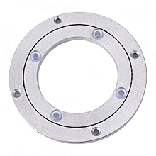 Heavy Duty Aluminium Alloy Rotating Bearing Turntable Round Table Smooth Swivel Plate 4 Inch