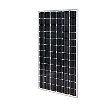 Panel 200 Watts  24Volts - Black & Aluminium