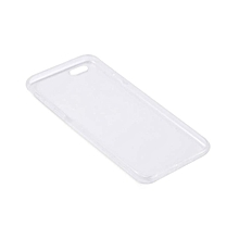 Crystal Soft TPU Cover Case For IPhone 6 Plus 6S Plus - Transparent