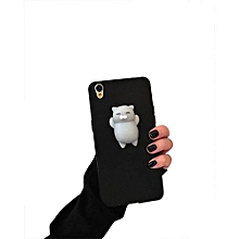 Pinch Squishy 3D Phone Case For IPhone7plus -Black