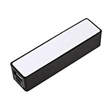 Hequeen New Fashion For 2600mAh USB Portable Travel External Backup Battery Charger Power Bank Case For Mobile Phones Candy Color(No Battery)