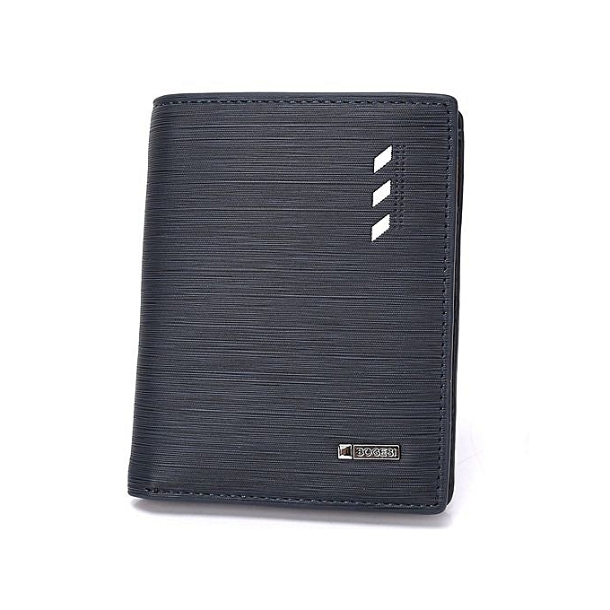 ab93adb96108 Generic Clutch Wallet Mens Leather Bifold Card Holder For Men ...