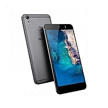 "Camon CX - 5.5"" - 16GB - 2GB RAM - 16MP Camera 4G/LTE (Dual SIM) - Grey."