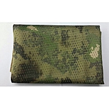 New Arrival Special Army Net Towel Camouflage Anti-mosquito Outdoor Army Camouflage Scarf-11