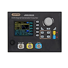 JDS2800 15MHZ 40MHZ 60MHZ Signal Generator Digital Control Dual-channel DDS Function Signal Generato