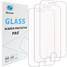 Iphone 6 6s Screen Protector Tempered Glass Film (3 Pack)