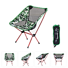 Naturehike Portable Folding Chair Ultralight Aluminum Alloy Max Load 90kg Outdoor Camping