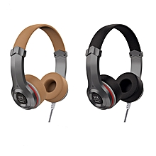 HOCO W6 Over-ear Heavy Bass HIFI 3.5mm Stereo Microphone Gaming Wired Headset Headphone