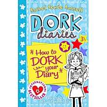 Dork Diaries 3 1/2: How to Dork Your Diary - RACHEL RENEE RUSSELL