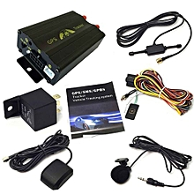Multifunction Realtime Vehicle Car GPS/GSM/GPRS Tracking System Kits