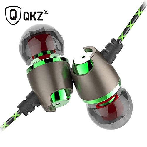 Headphone QKZ DM11 Magnetic Stereo BASS Metal DJ  PRI-P