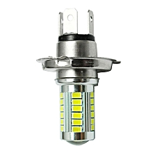 huskspo 12V H4 33 LED SMD White Car Fog Light Headlight Driving Lamp Bulb