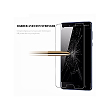 2 Pcs Nokia 5 Tempered Glass Films HD Ultra Slim Front Screen Protectors    NOKIA 5    as the picture