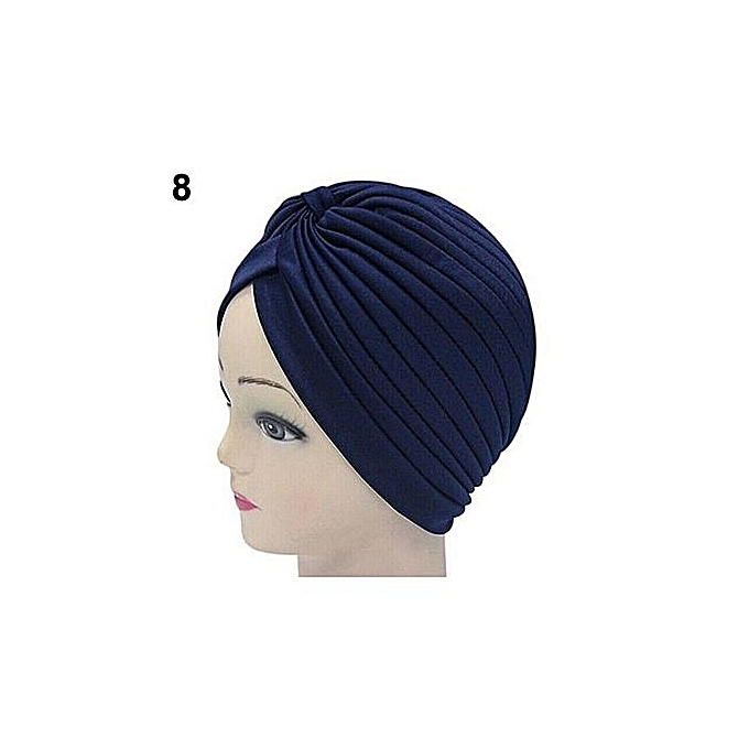 Hats & Caps Shop For Cheap Baby Toddler Boy Girl Indian Style Stretchy Solid Turban Hat Hair Head Wrap Cap Mother & Kids