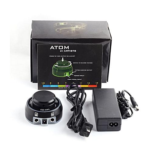 Allwin ED-590 Tattoo Power Supply LCD Rotary Control Tattoo Machine ...