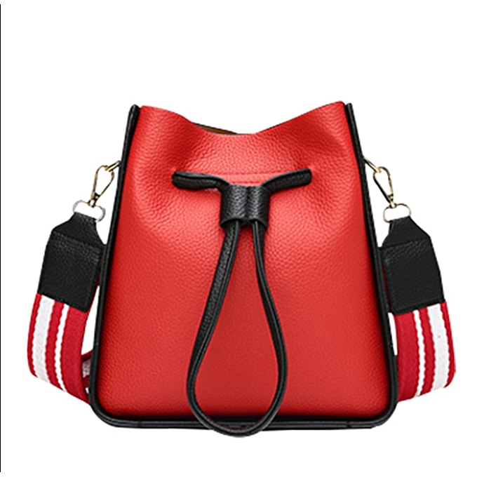 6b2ca981087e Generic Red PU Leather Two Pieces Shoulder Bag   Best Price