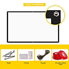100inch HD Projector Screen