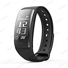 QS90 Watch Heart Rate Monitor Activity Fitness Tracker Smart Bracelet Bluetooth
