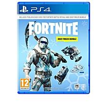 PS4 Game Fortnite Deep Freeze Bundle