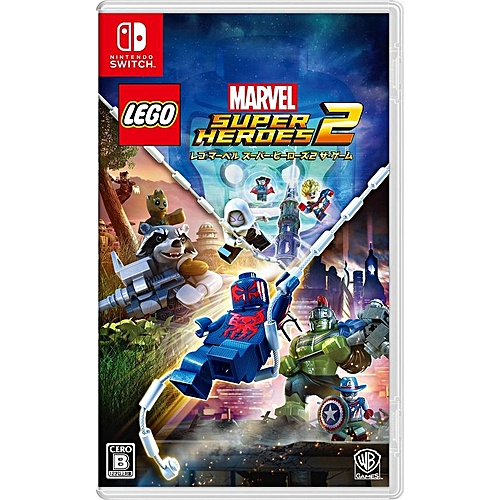 Lego (R) Marvel Super Heroes 2 The Game - Switch…