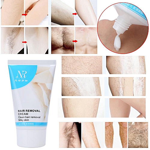 Buy Generic Hair Removal Cream Armpit Legs Pubic Underarm Body
