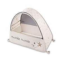 Sun & Sleep - Pop-up Travel Bubble Cot