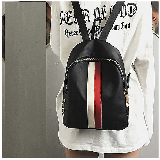 Eissely Fashion Women Girls Boys Leather Preppy Style School Bag Travel Backpack  Bag 8424d78f61222